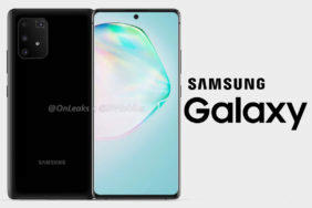 samsung galaxy a91 unik informaci