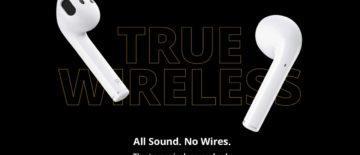 sluchátka realme napodobenina airpods
