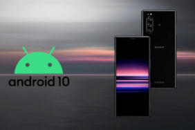 sony xperia android 10