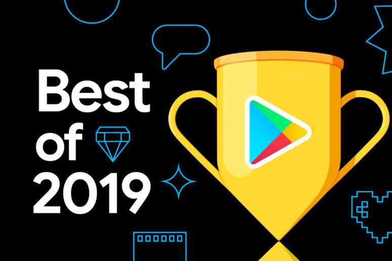 to nejlepší z google play za rok 2019