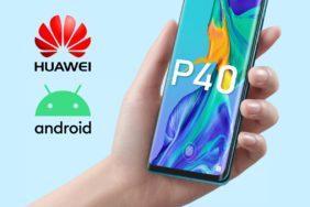 uniklé specifikace Huawei P40