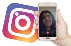 videohovory na Instagramu