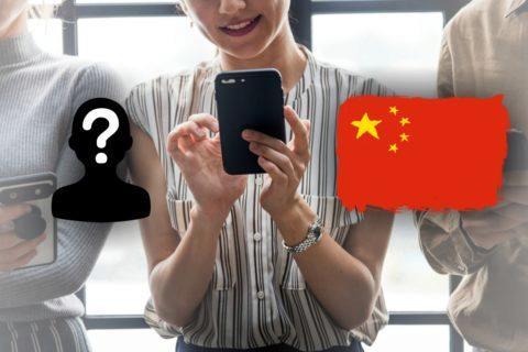virtuální přítel v Číně