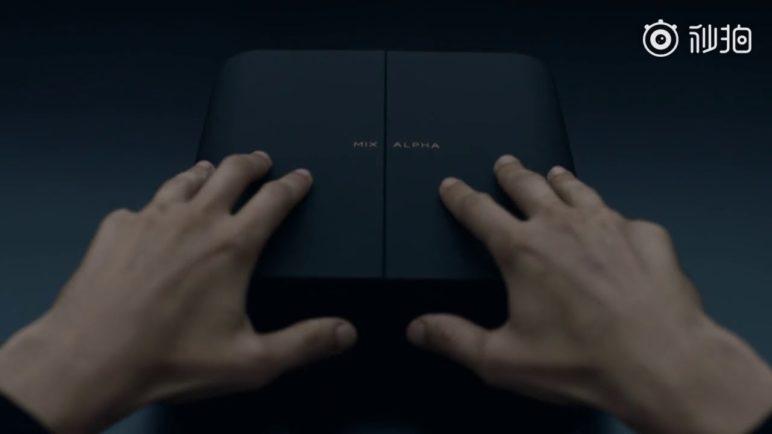 Xiaomi Mi Mix Alpha OFFICIAL UNBOXING!!!