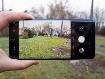 Xiaomi Mi Note 10 fotoaplikace