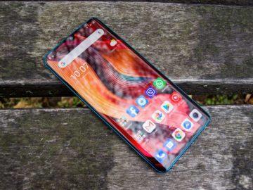 Xiaomi Mi Note 10 exteriér