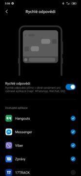 Xiaomi Mi Note 10 rychlé odpovědi