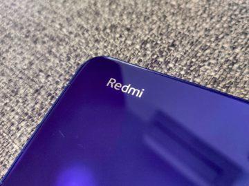 Xiaomi Redmi Note 8T logo