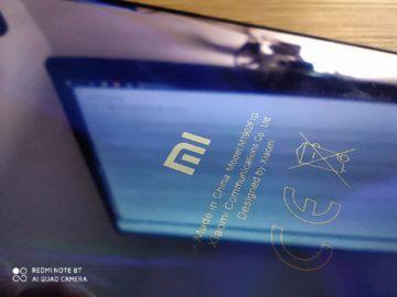 Xiaomi Redmi Note 8T primární snímač 2