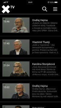 XTV - internetová televize