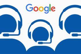 zákaznická centra Google