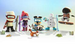 zimní hry pro Android