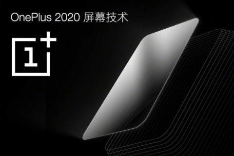 120Hz displej OnePlus