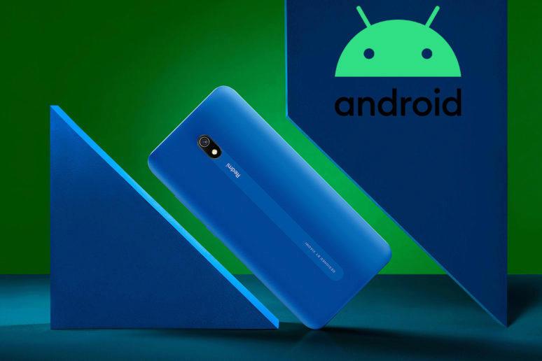 android 10 xiaomi redmi 8a