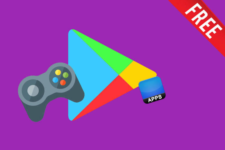placené aplikace hry zdarma google play android