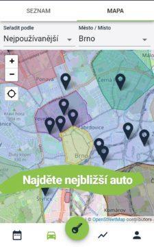 Autonapůl – první český carsharing
