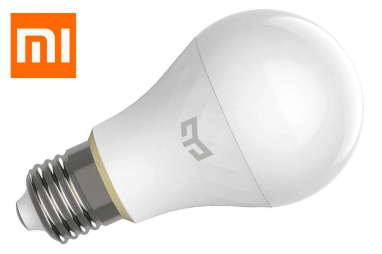 bluetooth LED žárovka Xiaomi