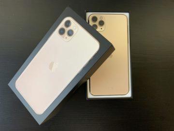 černá krabička iphone