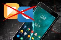 chybějící Xiaomi aplikace