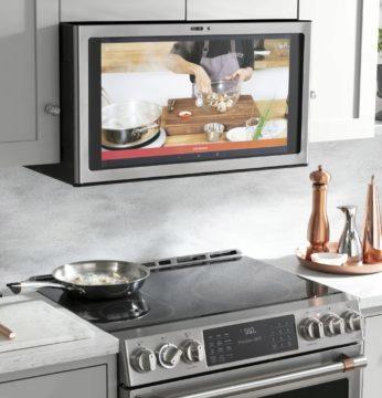 chytrá trouba Kitchen Hub 4