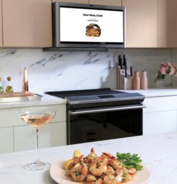 chytrá trouba Kitchen Hub 5