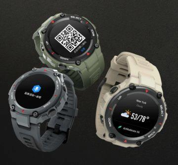 Chytré hodinky Amazfit T Rex
