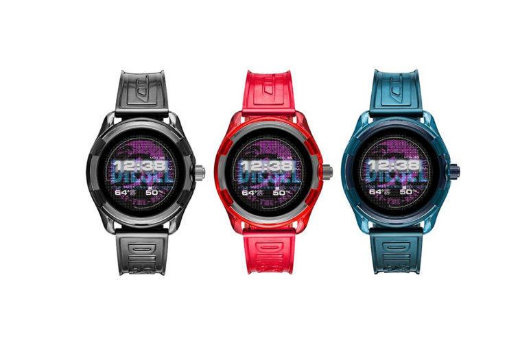 chytré hodinky diesel