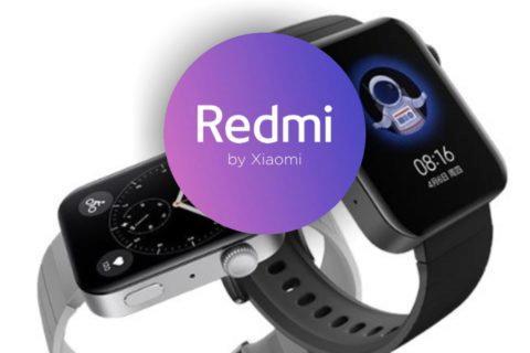 chytré hodinky Xiaomi Redmi