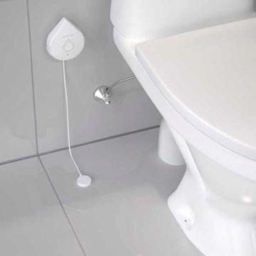 chytrý detektor vody Flo by Moen 4