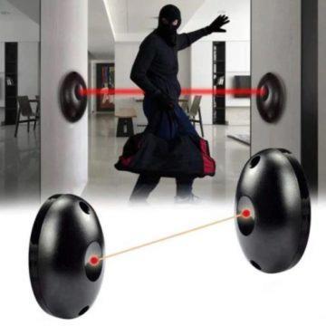 detektor pohybu do domácnosti
