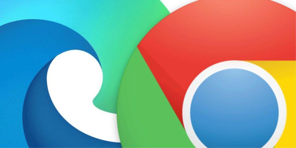 Edge a Chrome