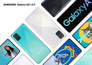 galaxy a51 dostupnost