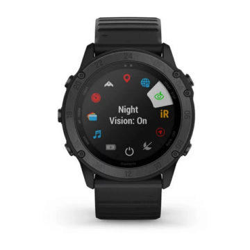 Garmin Tactix Delta menu