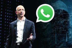 hackerský útok WhatsApp Jeff Bezos