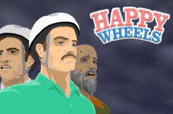 happy wheels hra android