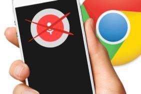 hlasové vyhledávání Chrome skončí