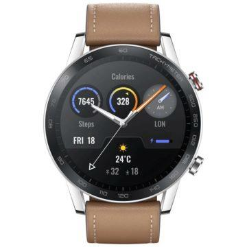 Honor MagicWatch2 Flax Brown 1