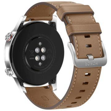 Honor MagicWatch2 Flax Brown 4