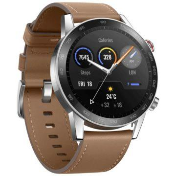 Honor MagicWatch2 Flax Brown 5