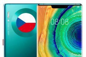 Huawei Mate 30 Pro v Česku