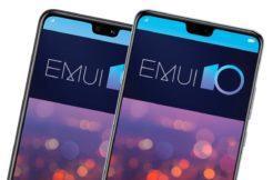 Huawei P20 a P20 Pro EMUI 10