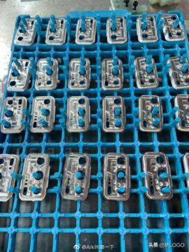 Huawei P40 fotoaparáty díl z továrny