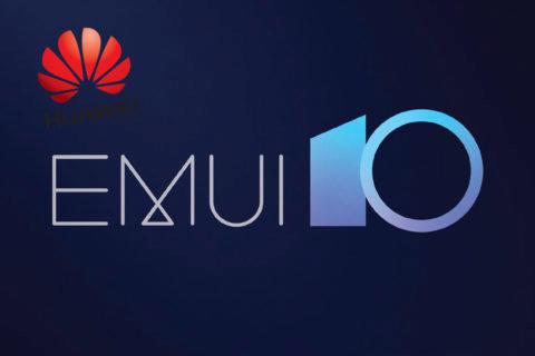huawei seznam zařízení emui 10