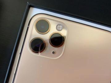 iphone fotoaparát