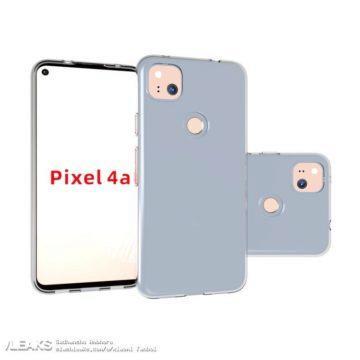 jak bude vypadat pixel 4a