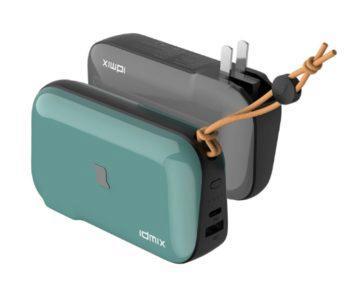 multifunkční powerbanka IDMIX produkt 4