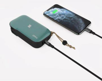 multifunkční powerbanka IDMIX produkt 5