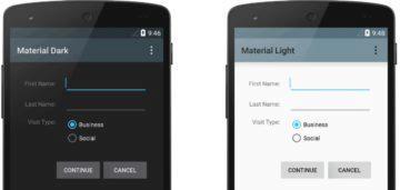 Můžete použít na telefonu tmavý režim?