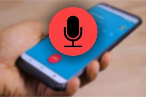 nahrávání hovorů v Androidu