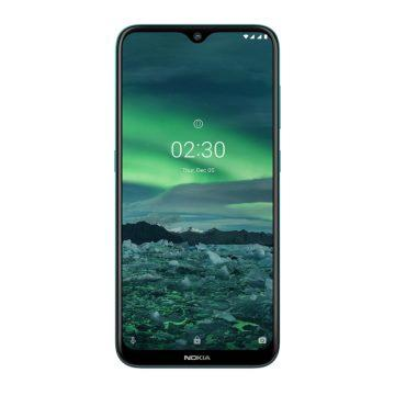 Nokia 2.3 - Charcoal - Front